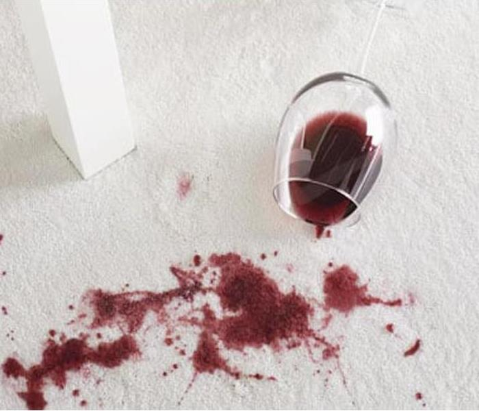 Cleaning Tips for a Red Wine Spill