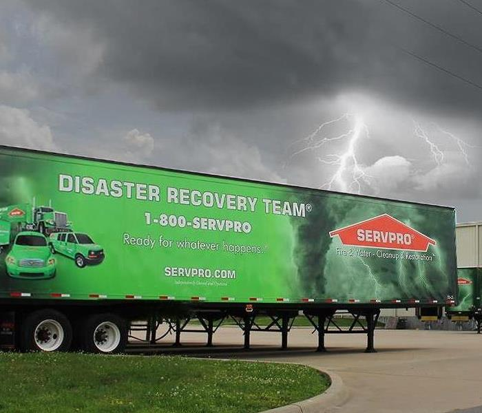 Storm Damage When Storms hit Clayton County, SERVPRO is ready!