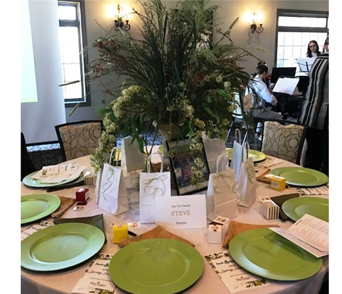 Why SERVPRO Ferst Readers Spring Luncheon
